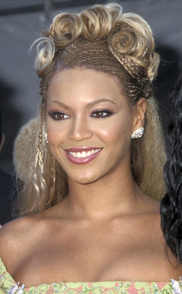 Beyonce, Hair, 2001