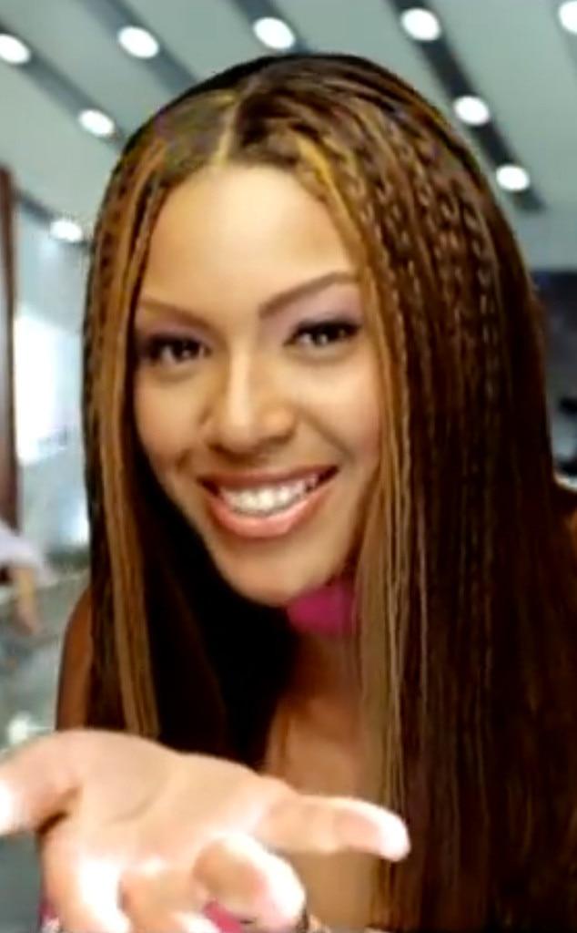 Beyonce, Hair, Bills Bills Bills, 1999