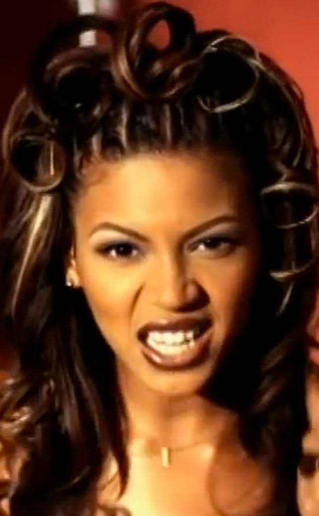 Beyonce, Hair, No No No, 2000