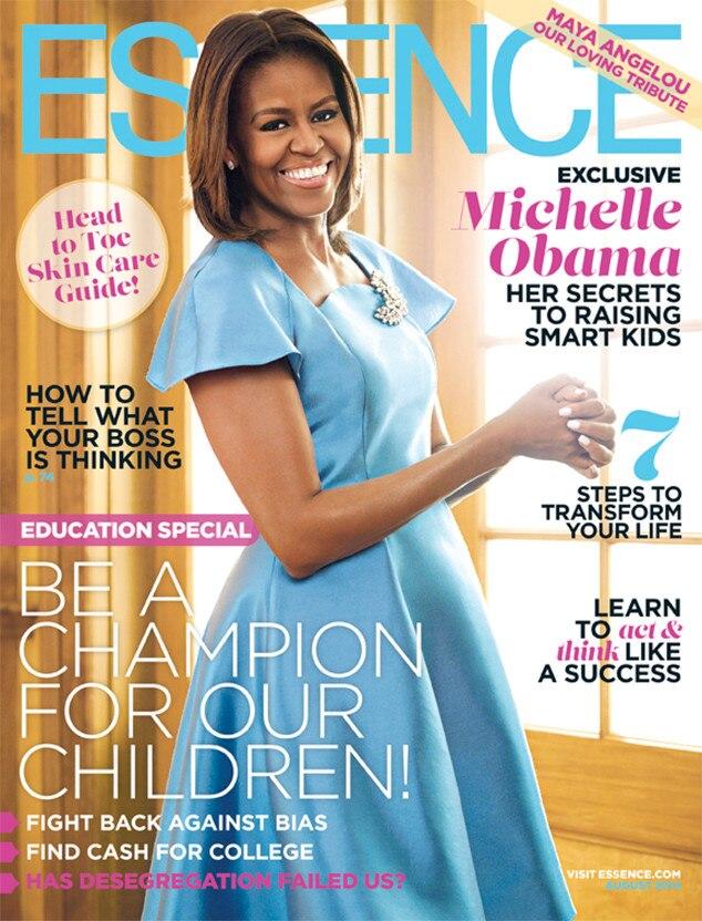 Michelle Obama, Essence