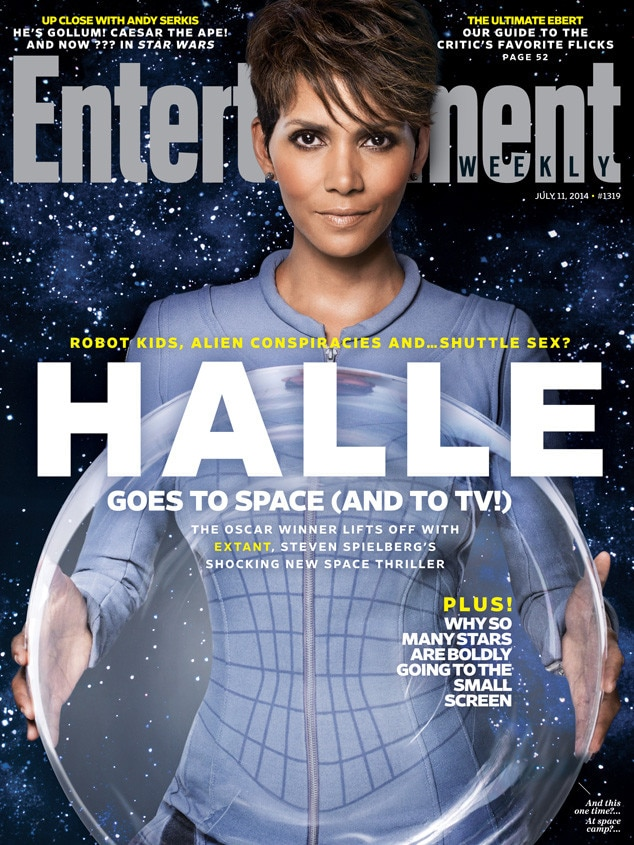 Halle Berry, Entertainment Weekly