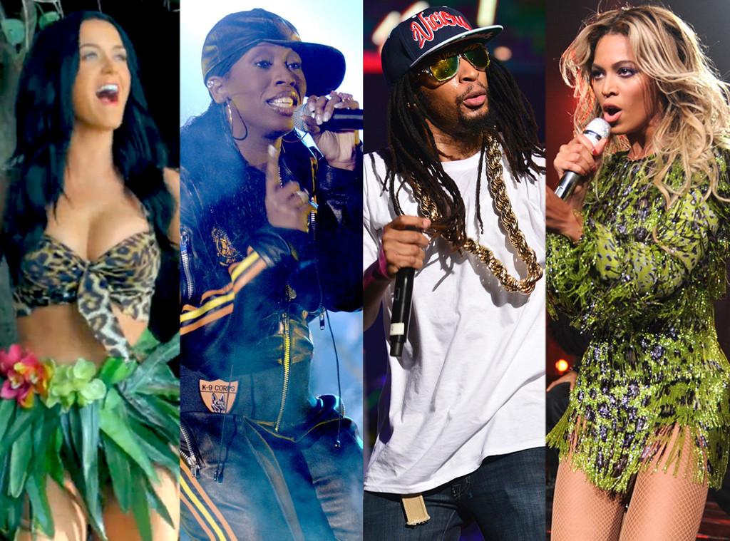 Workout Playlist, Katy Perry, Beyonce, Lil Jon, Missy Elliot