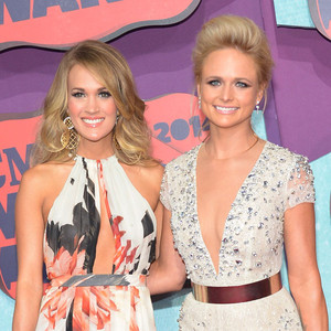 Carrie Underwood, Miranda Lambert, CMT Awards
