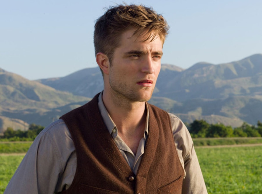 Robert Pattinson, Water for Elephants