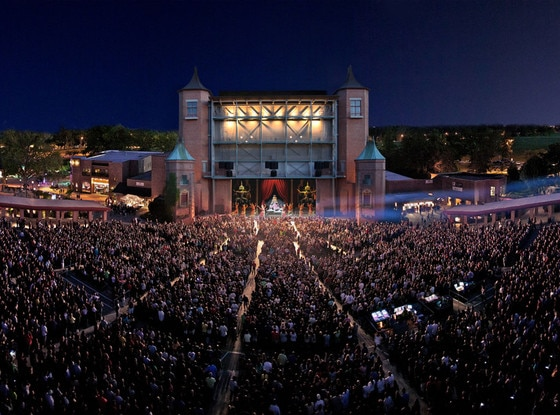Best Music Venues, Starlight Theatre, Kansas City