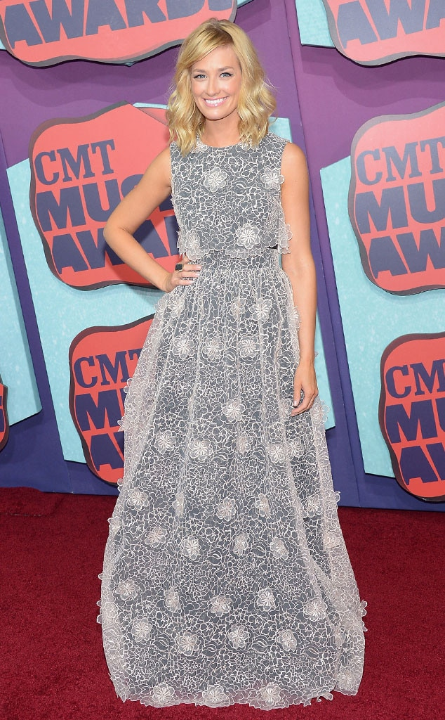Beth Behrs, CMT Awards