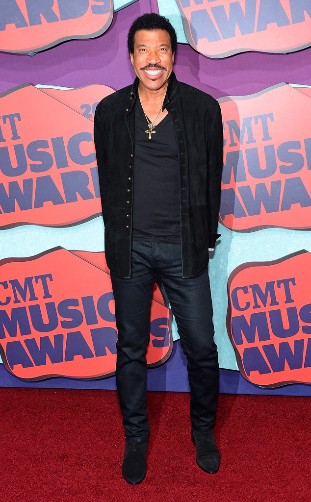 Lionel Richie, CMT Awards