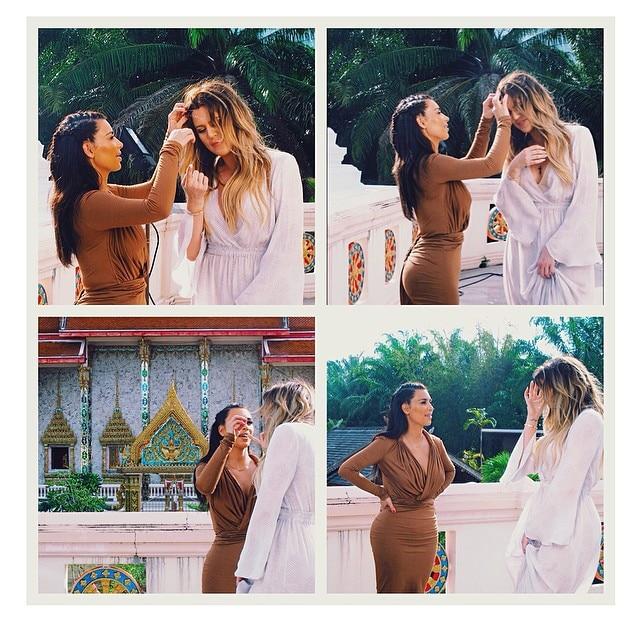 Kardashian Family Vacay