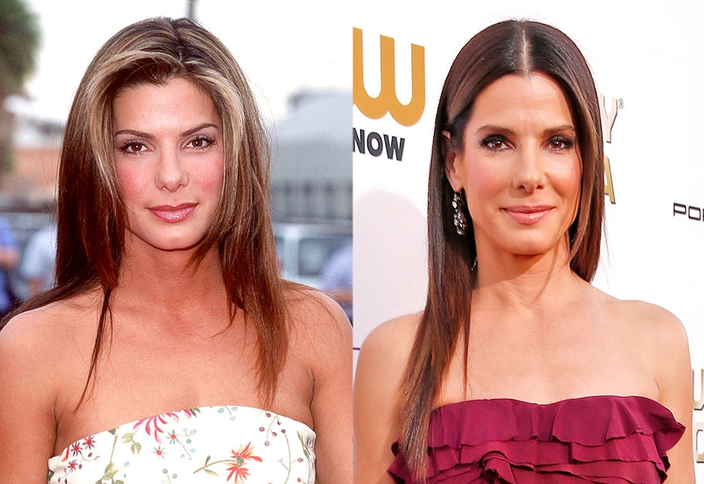 Sandra Bullock, These Stars Are How Old?!?!?