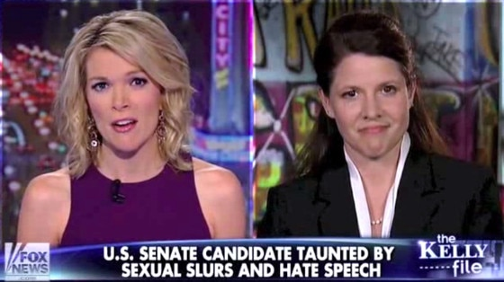 Megyn Kelly, Annette Bosworth, Fox News