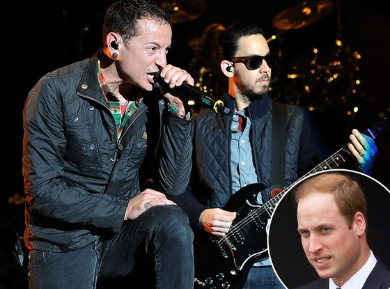 Linkin Park, Prince William
