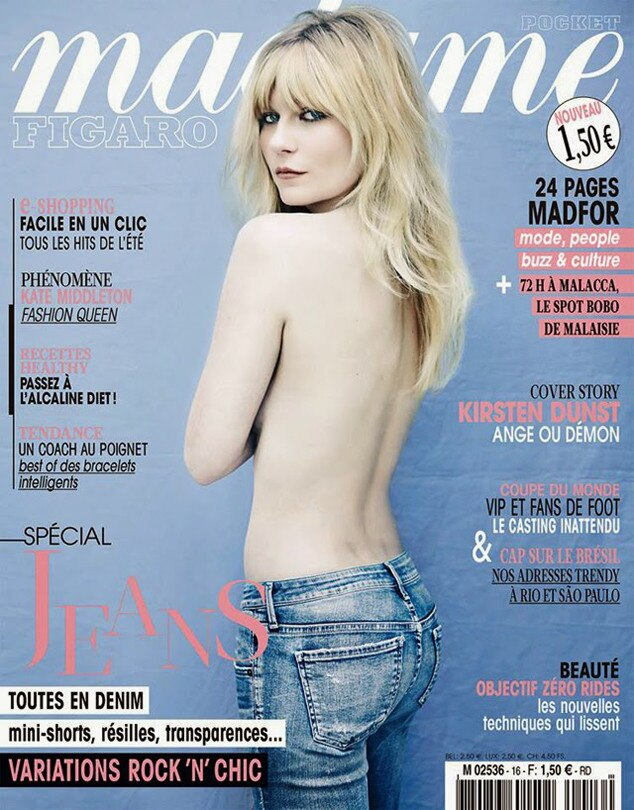 Kirsten Dunst, Madame Figaro