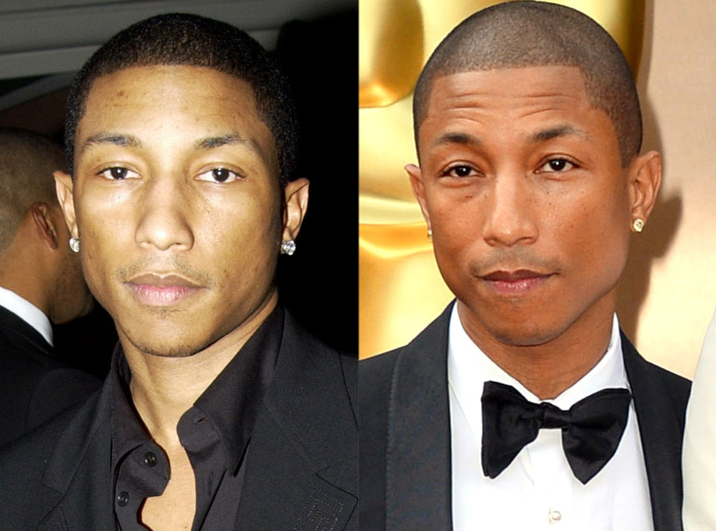 Pharrell Williams, These Stars Are How Old?!?!?