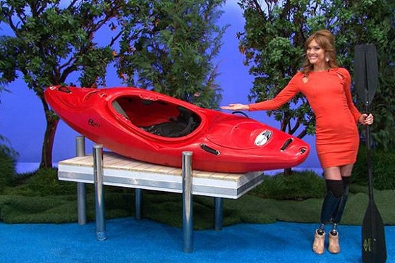Amy Purdy, The Price is Right
