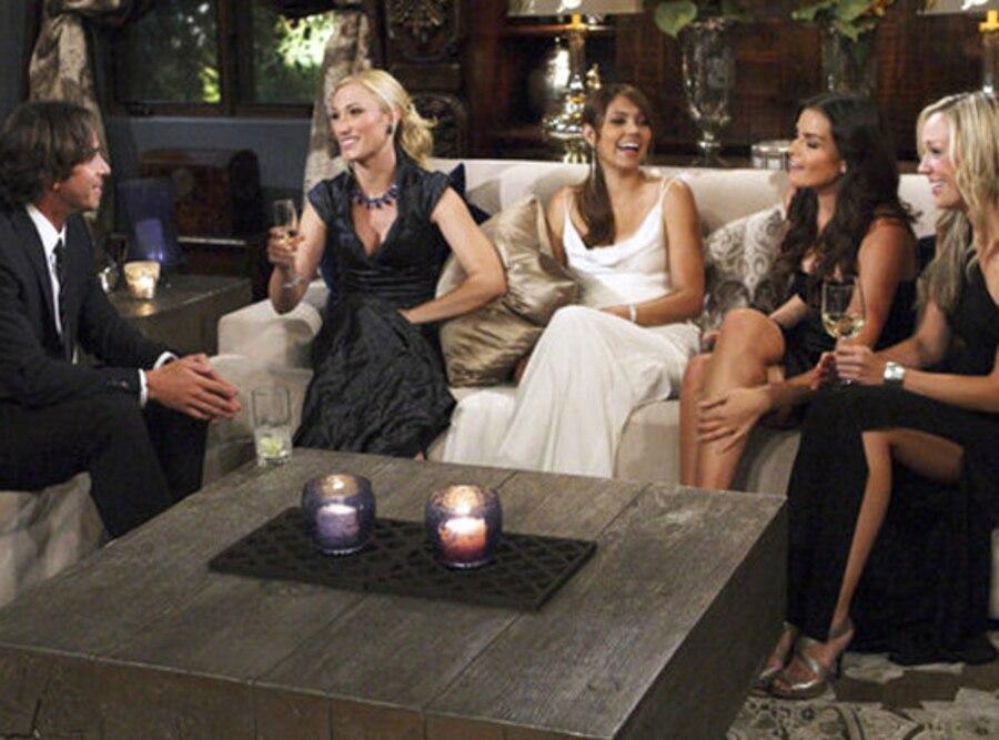 The Bachelor, Ben Flajnik, Courtney Robertson