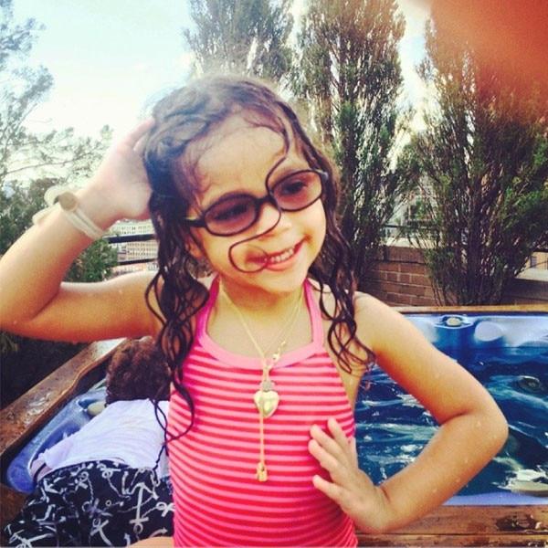 Mariah Carey and Dem Babies Enjoy Jacuzzi Dip on Her ... Mariah Carey Instagram