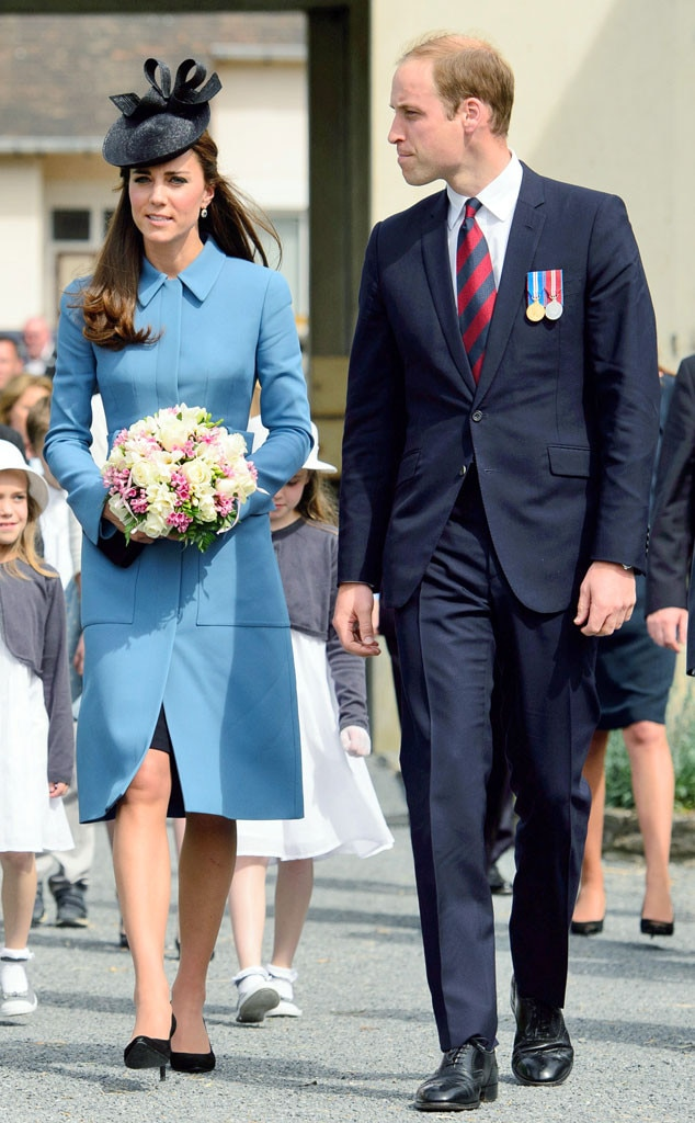 Kate Middleton, Duchess of Cambridge, Prince William