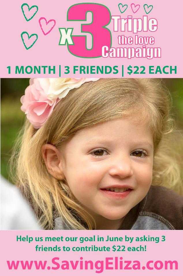 SavingEliza Campaign