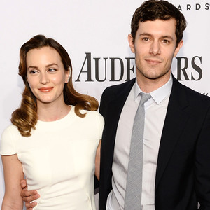 Leighton Meester, Adam Brody, Tony Awards