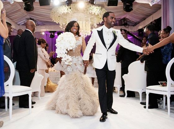 Real Housewives of Atlanta, Kandi's Wedding