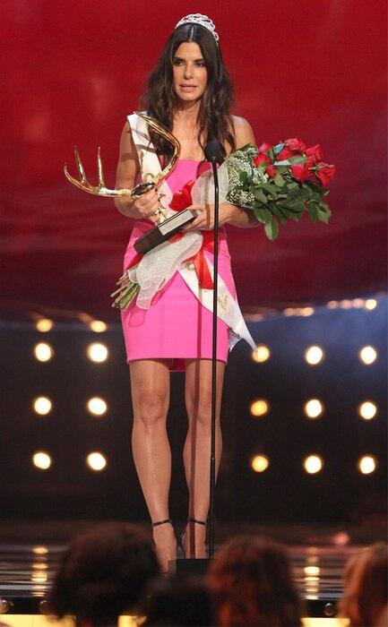 Sandra Bullock, Guys Choice Awards