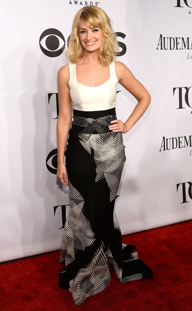 Beth Behrs, Tony Awards