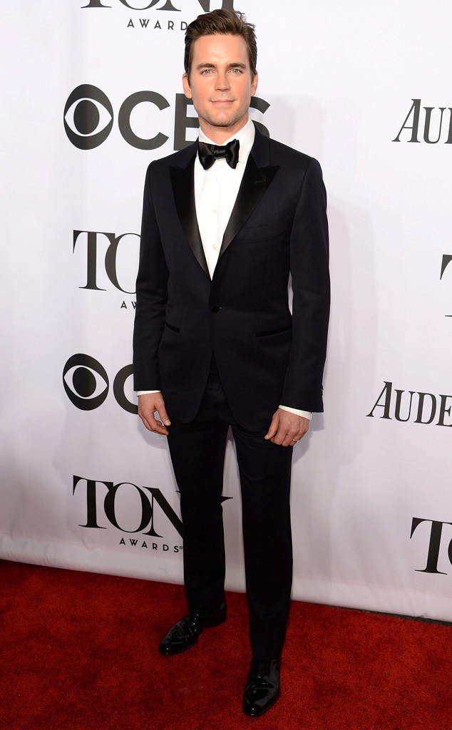 Matt Bomer, Tony Awards