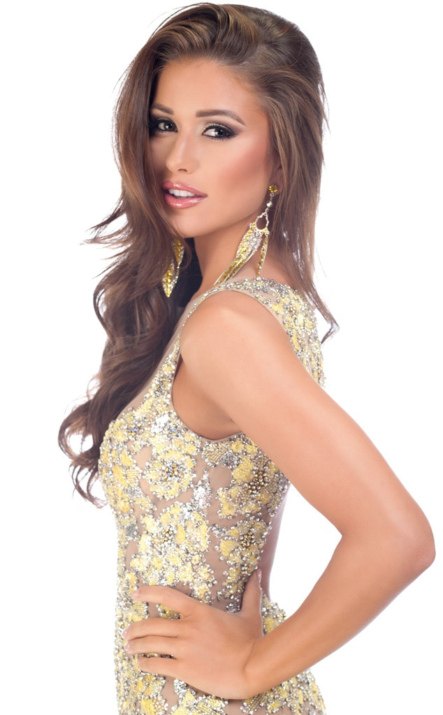 Nia Sanchez, Miss Nevada, Miss USA 2014