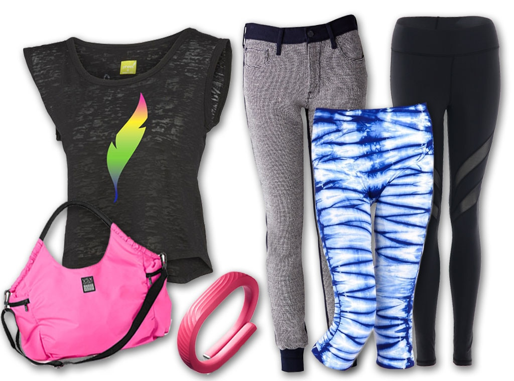Celeb-Loved Workout Gear