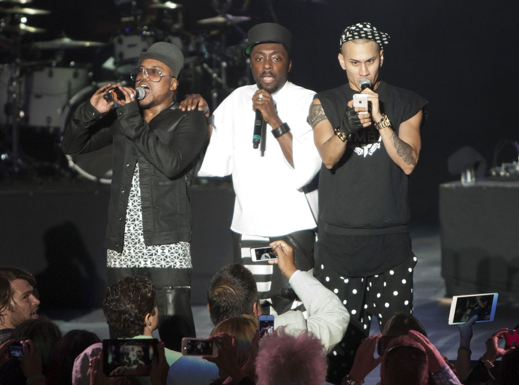 Apl.de.ap, Will.i.am, Taboo, Black Eyed Peas