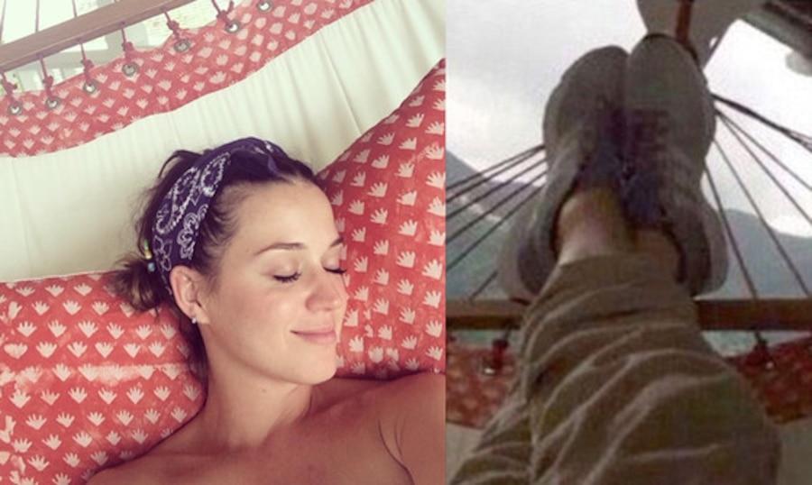 Katy Perry, Diplo, Instagram