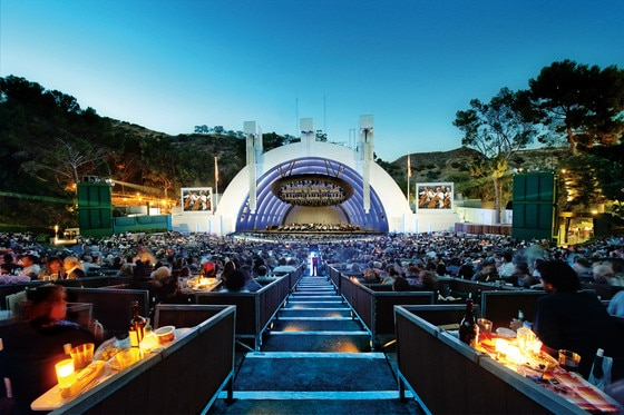 Best Music Venues, The Hollywood Bowl