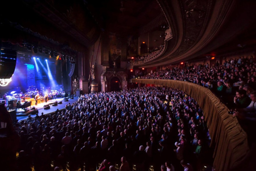 Best Music Venues, Beacon Theatre, New York
