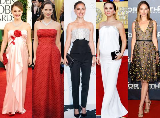Natalie Portman, Best Red Carpet Style