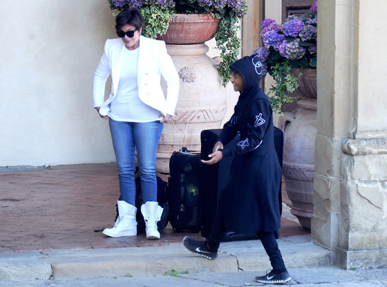 Kris Jenner, Jaden Smith