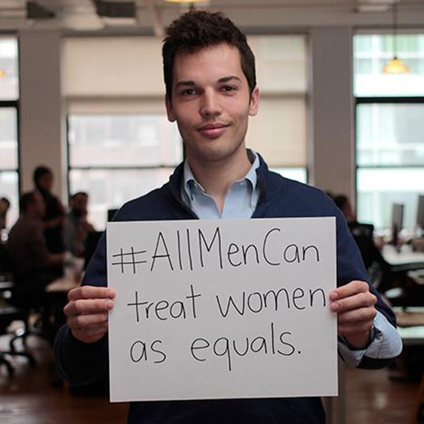 All Men Can Treat Women as Equals