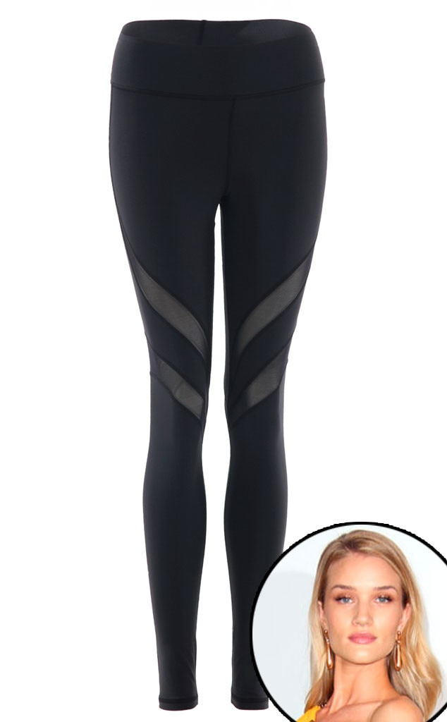 Celeb-Loved Workout Gear, Rosie Huntington-Whiteley
