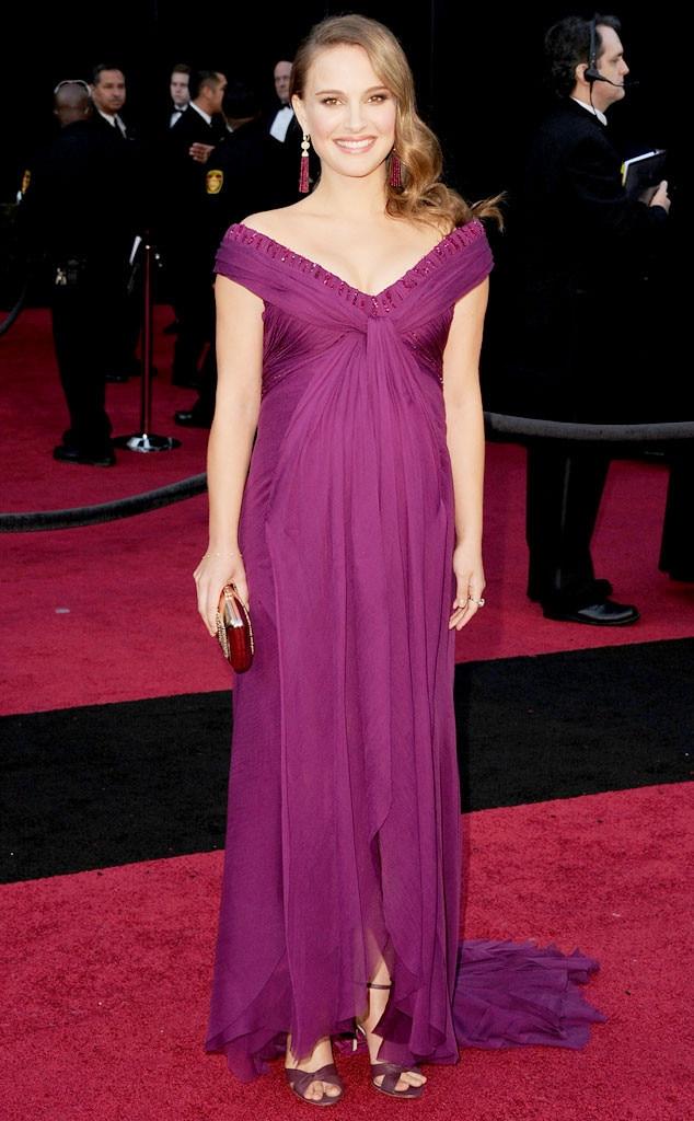 Natalie Portman from 50 Years of Oscar Dresses: Best ...  Natalie Portman...