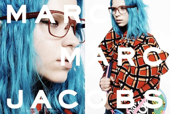 Marc Jacobs Ad