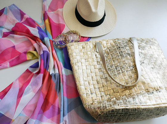 Redbook Magazine, Fashion Director Audrey Slater, Summer Bags