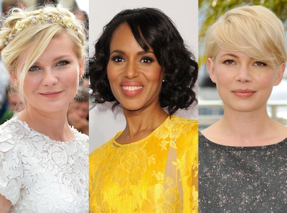 Kirsten Dunst, Kerry Washington, Michelle Williams, Marcus Francis