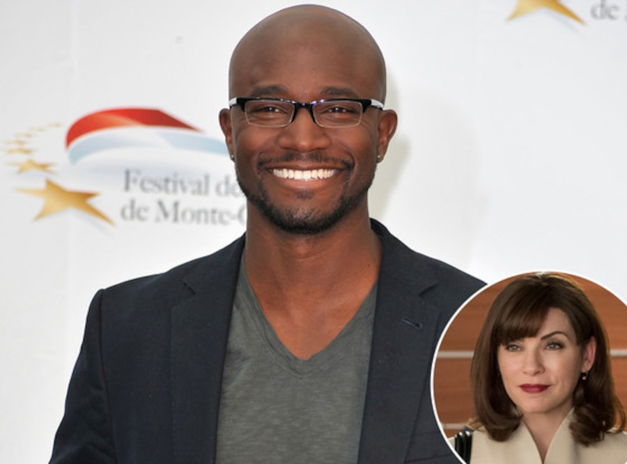 Taye Diggs, The Good Wife