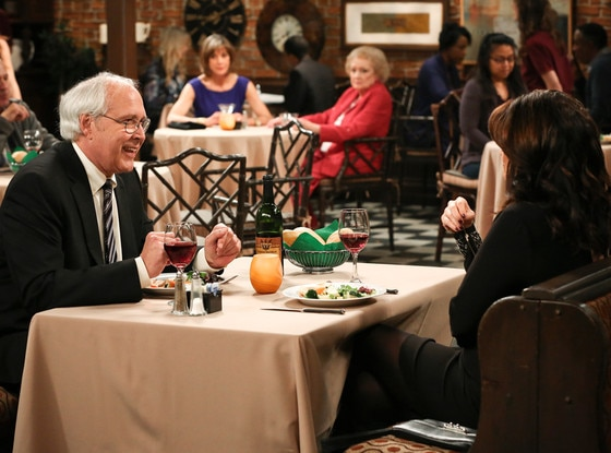 Chevy Chase, Hot in Cleveland
