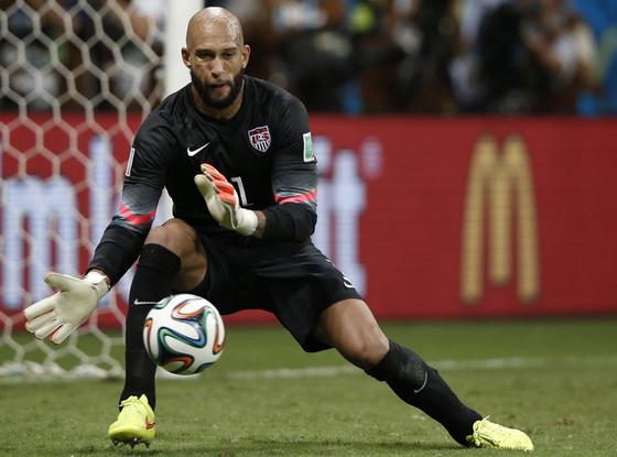 Tim Howard, World Cup