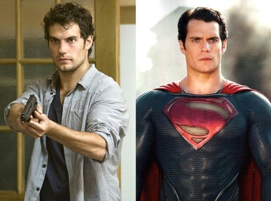 Henry Cavill, Stars' hits and flops