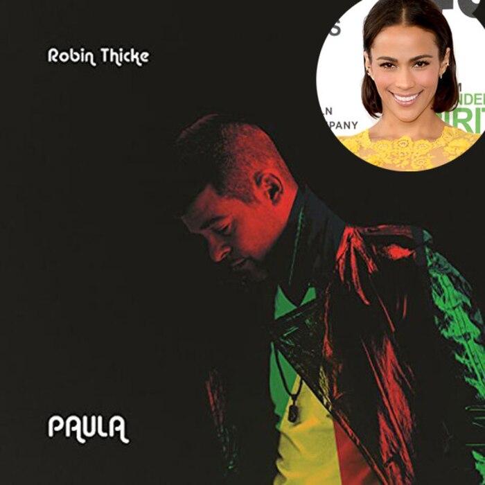 Robin Thicke, Paula Album