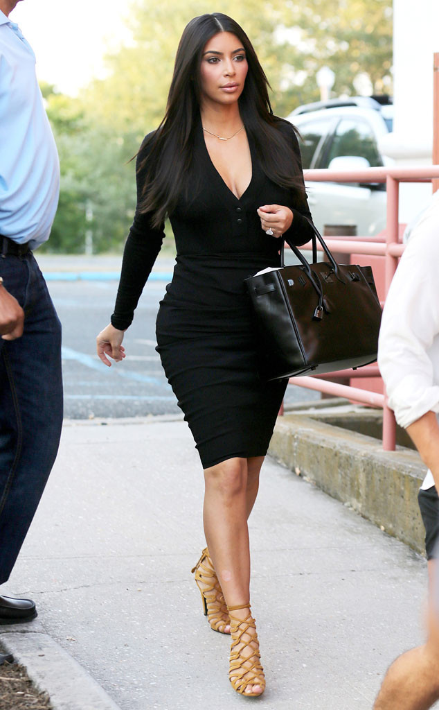 Kardashian Movie Night, Kim Kardashian