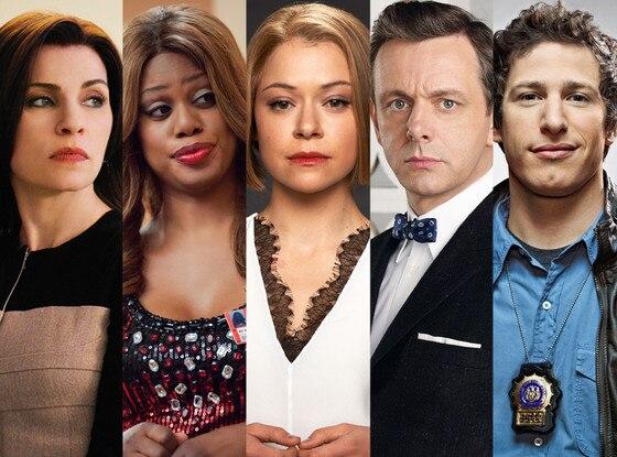 Emmy Snubs 2014, Julianna Margulies, Laverne Cox, Tatiana Maslany, Michael Sheen, Andy Samberg