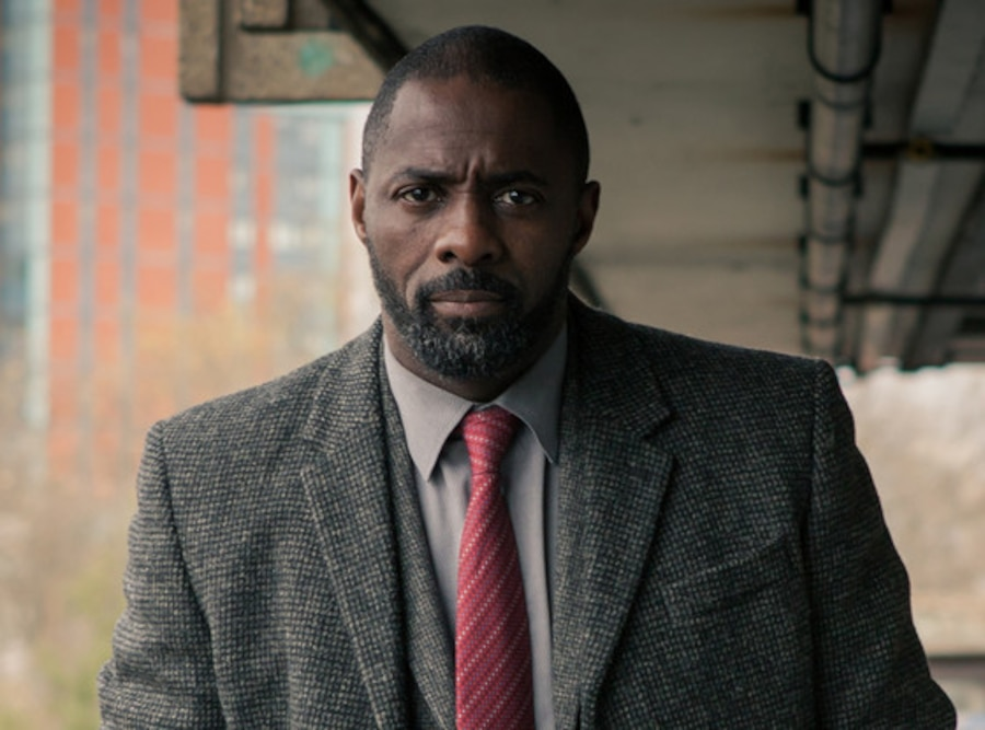 Idris Elba, John Luther, Luther