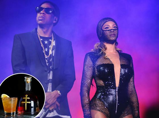 Jay Z, Beyonce, Deuces Cocktail